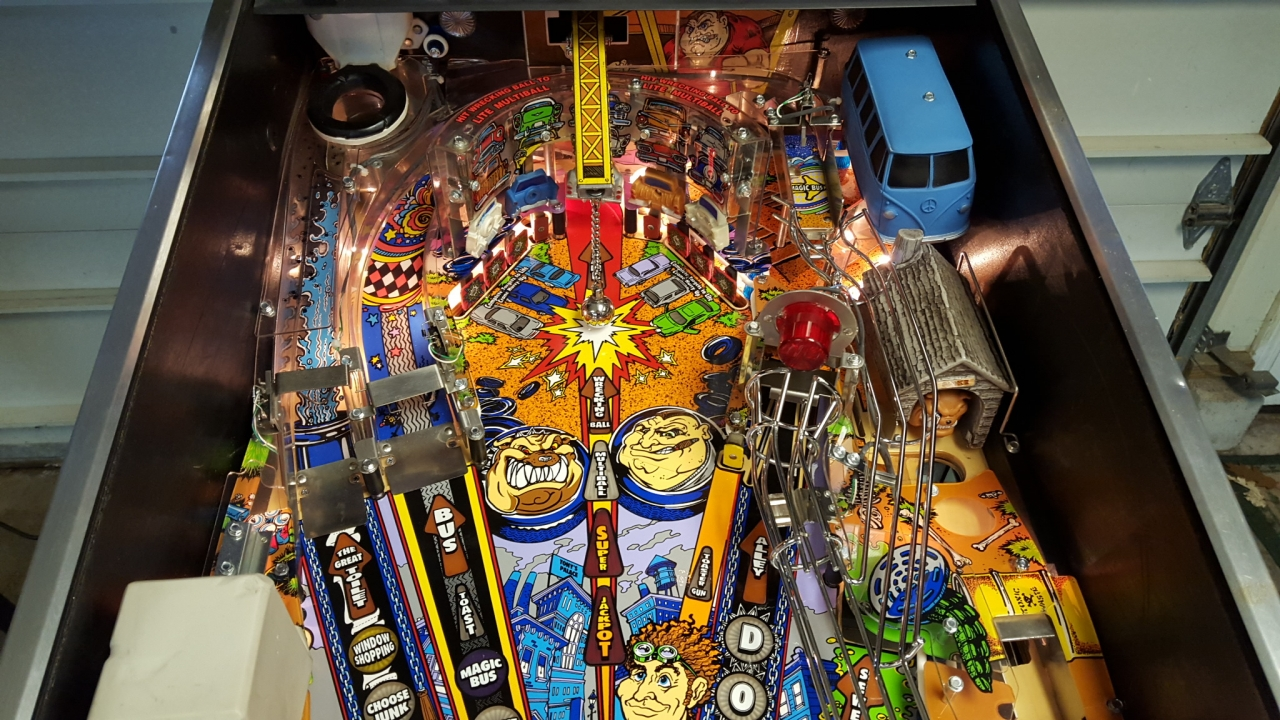 williams pinball machine for sale