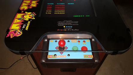 For Sale Ms Pacman Cabinets