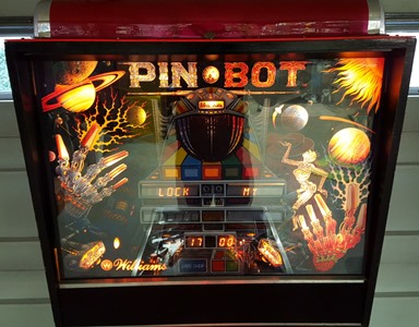 For Sale: PINBOT
