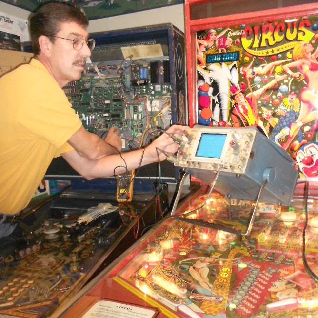 Fixing Up An Old New Englander In Maine: Pinball Repair, Servicing, Restoration